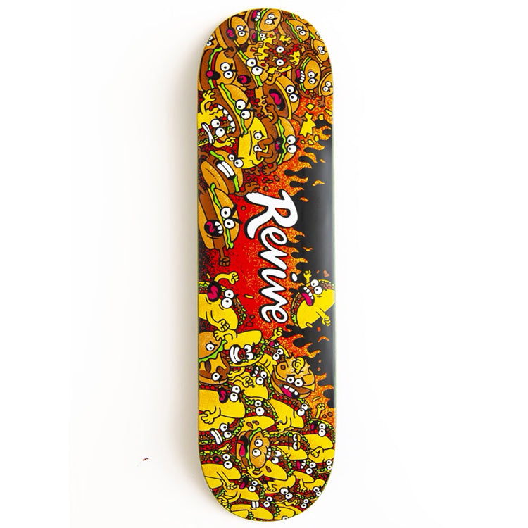 Revive Skateboards Infoodity Wars 2 Skateboard Deck - 7.75