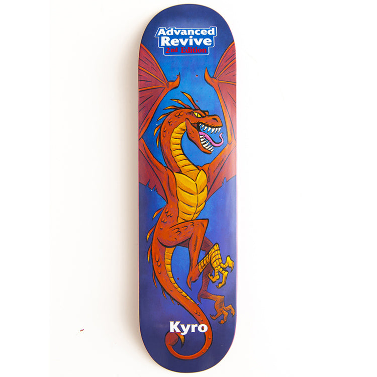 Revive Skateboards Kyro Wyvern Skateboard Deck - 8.00