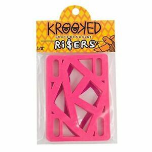 Krooked Riser Pads 1/8