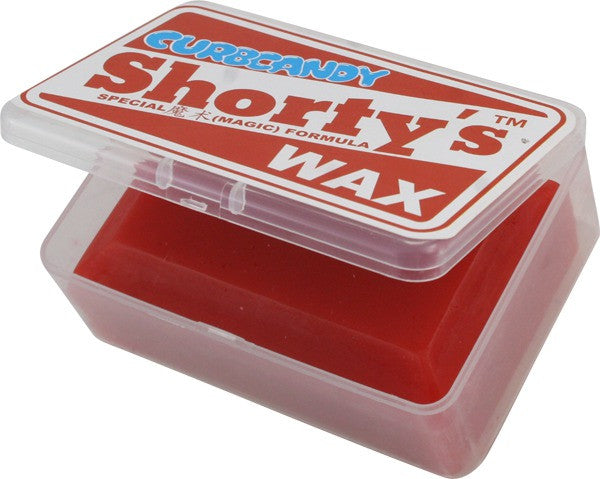 Shorty's Curb Candy Wax