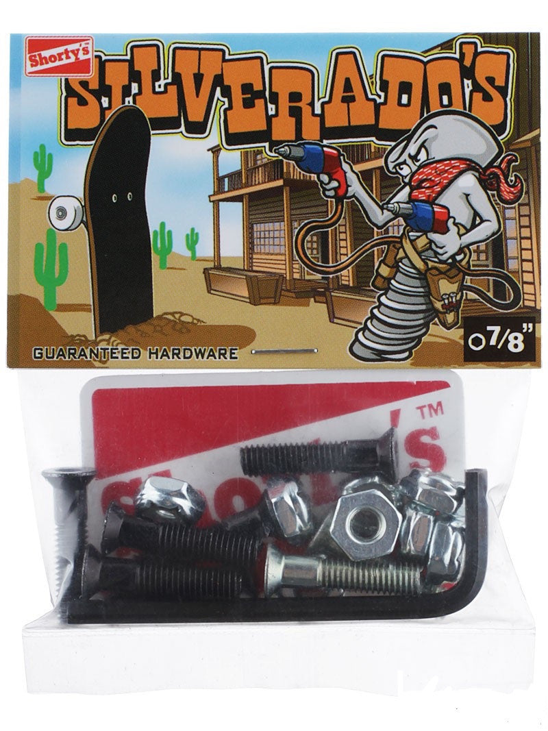 Shortys Silverados Bolts - 7/8