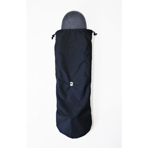 Poetic Collective Skate Bag Black