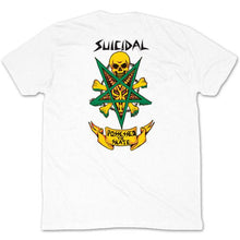Suicidal Skates Possessed To Skate T-Shirt - White