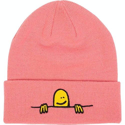 Thrasher Magazine Beanie Gonz Sad Logo Beanie - Light Pink