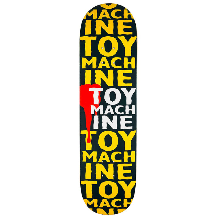Toy Machine New Blood Skateboard Deck - 8.25