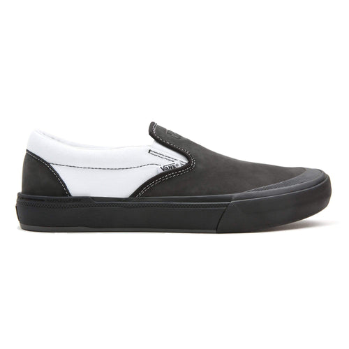 Vans BMX Slip-On Pro Dakota Roche Shoes - Black/White
