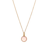 sophie DROP PENDANT - ROSE