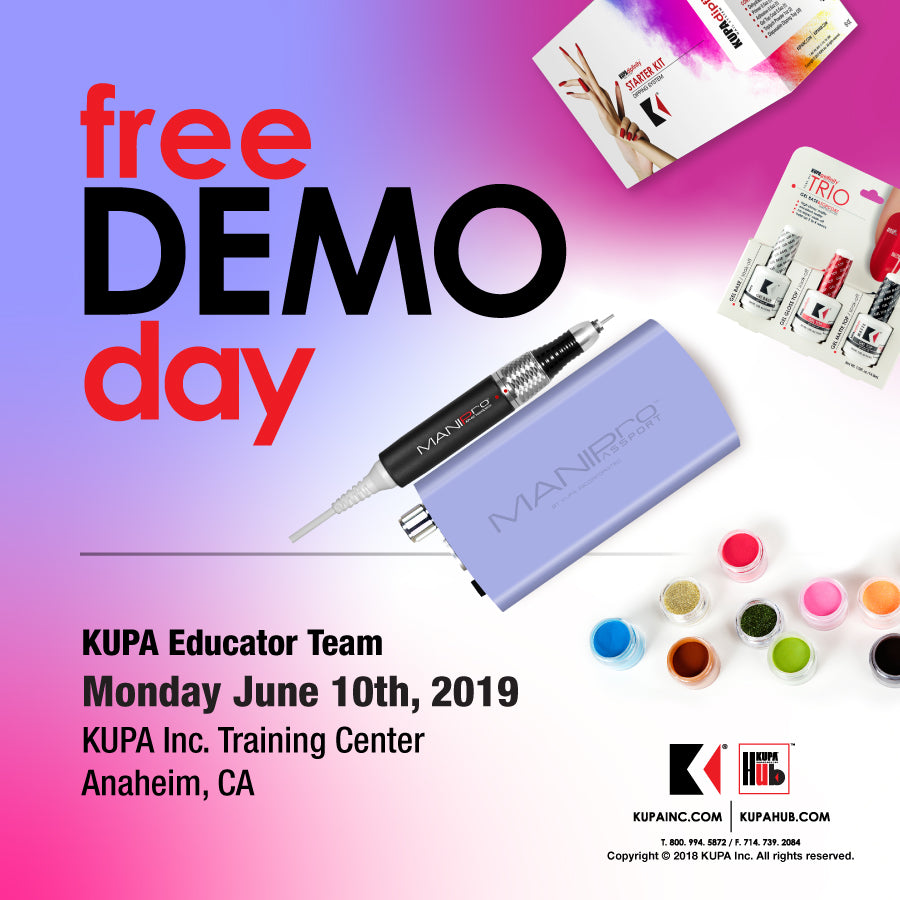 Free Demo Day June 10th 2019