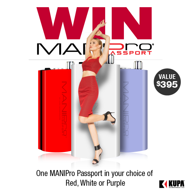 Enter to WIN a MANIPro Passport from KUPA Inc!