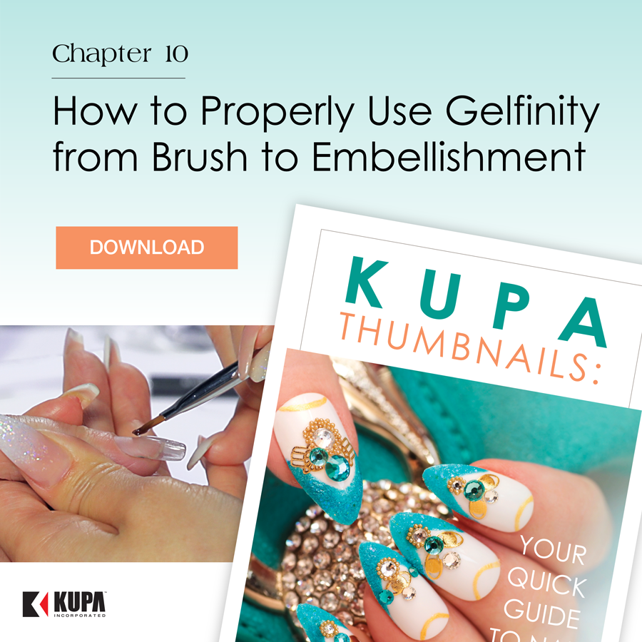 Kupa Thumbnails Chapter 10: How to Properly Use GelFinity from Brush to Embellishment