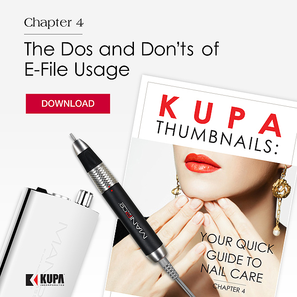 Kupa Thumbnails: Chapter 4 - The Do's and Don'ts of E-File Usage