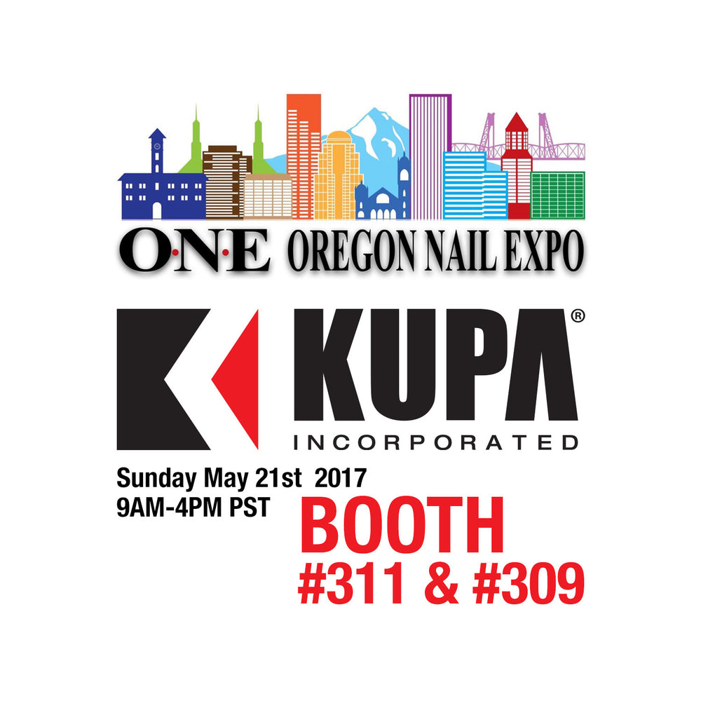 KUPA Inc. at ONE Nail Expo