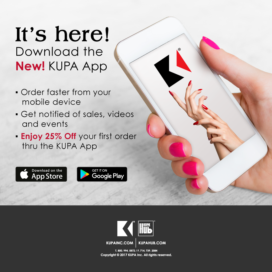 Available for Download the Kupa APP is Here!
