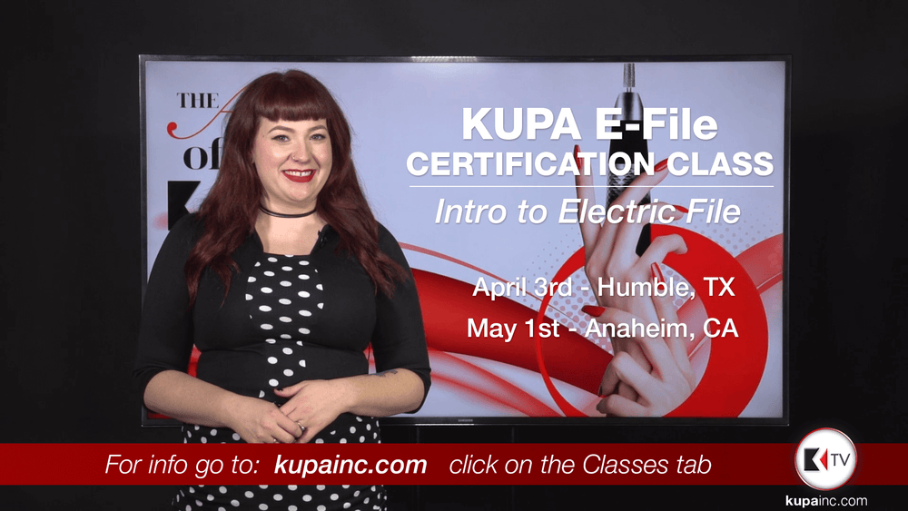 Efile Education with KUPA in 2017!