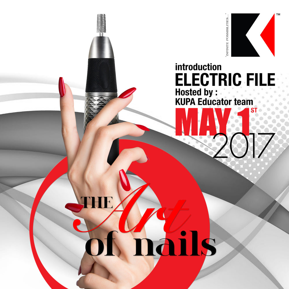 Electric File Education in Anaheim, California May 1st, 2017