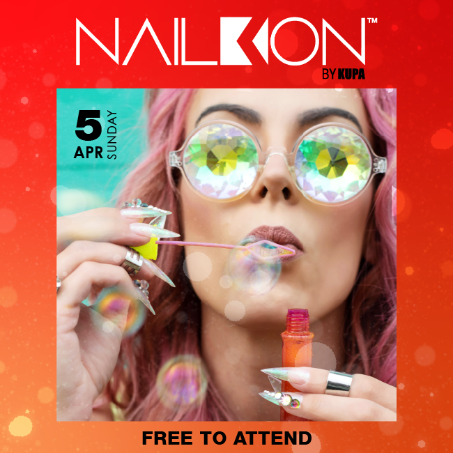 (*DATE POSTPONED*) Kupa's NailKon! The Ultimate Nail Party in SoCal