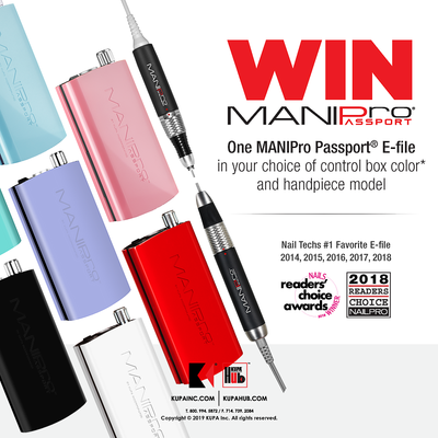 Enter to WIN a KUPA E-file MANIPro Passport February 2019