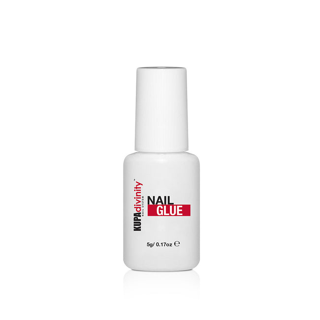 Divinity Quick Set Nail Glue (5 gm.) Brush-On