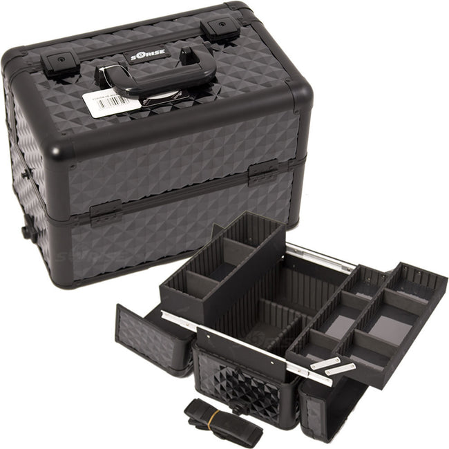 Black Diamond Professional Nail Case