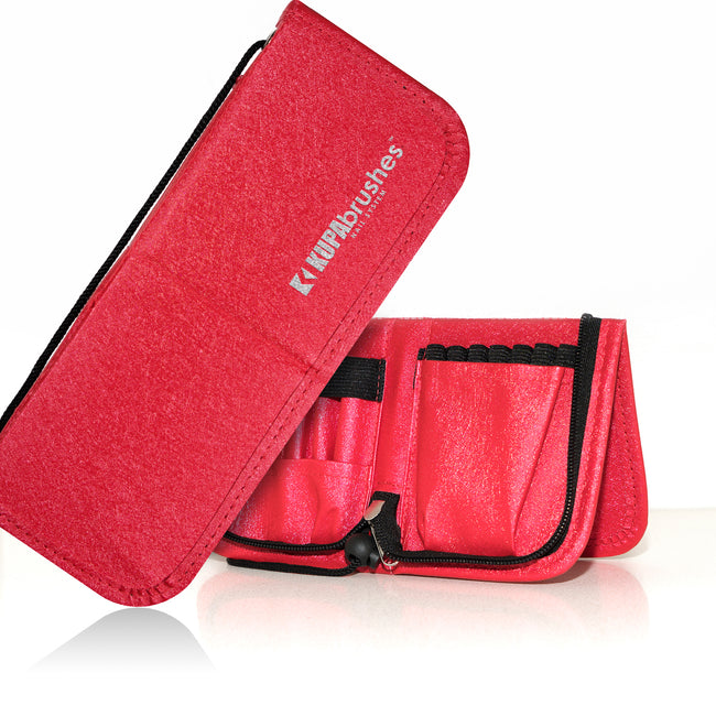 Brush Case (RED)