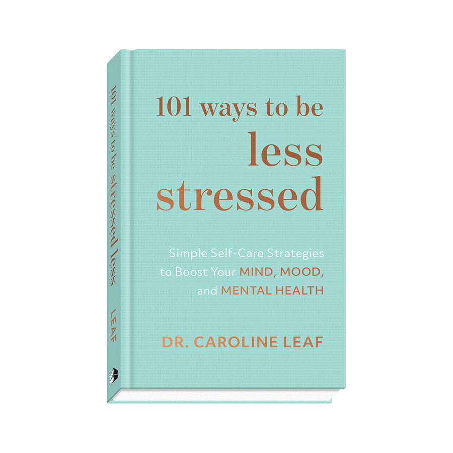 PRE-ORDER: 101 Ways to be Less Stressed