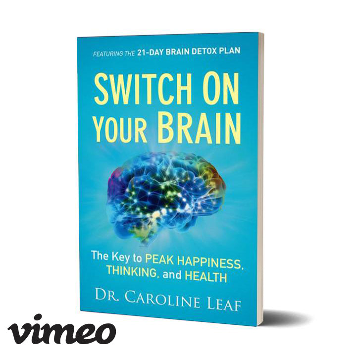Switch On Your Brain Digital Study Guide: Vimeo Download
