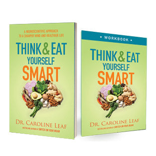 Think & Eat Yourself Smart Book & Workbook