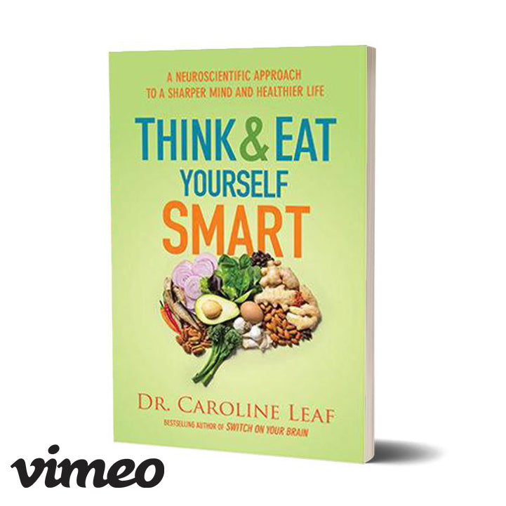 Think & Eat Yourself Smart Digital Study Guide: Vimeo Download