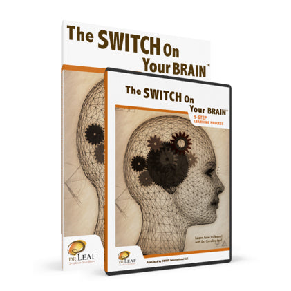 Switch On Your Brain with the 5-Step Learning Process DVD & Workbook