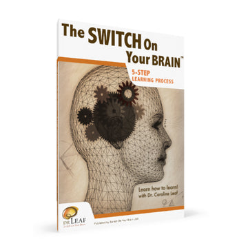 Switch On Your Brain with the 5-Step Learning Process Workbook