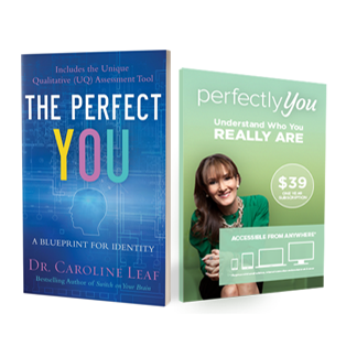 Perfectly You Package (Book + Online Course w/ Redemption Code)