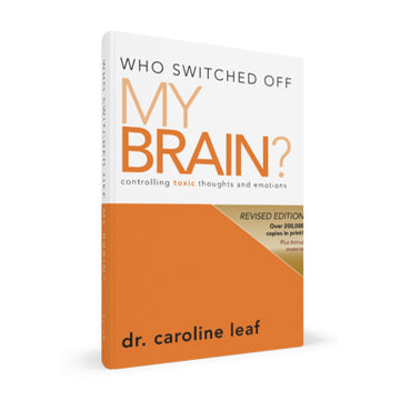 Who Switched Off My Brain Revised Edition (Hard Cover)