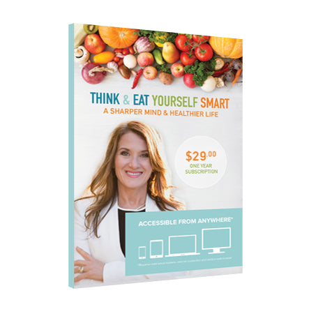 Think & Eat Yourself Smart Online Course Gift Card (w/ Redemption Code)
