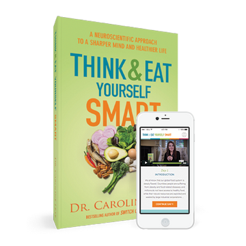 Think & Eat Yourself Smart Package (Book / Offline Redemption Code)