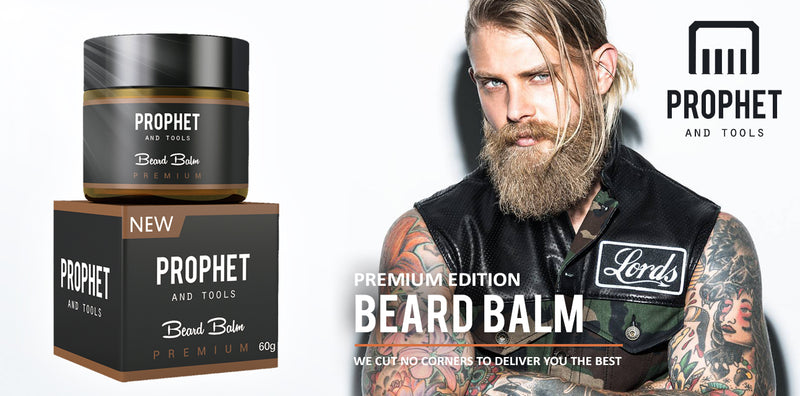 The BEST SELLING Beard Balm in the USA is available to buy in the UK