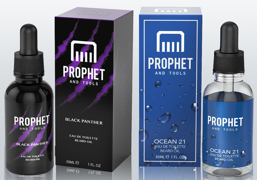 NEW Prophet and Tools Eau De Toilette Beard oils Released!