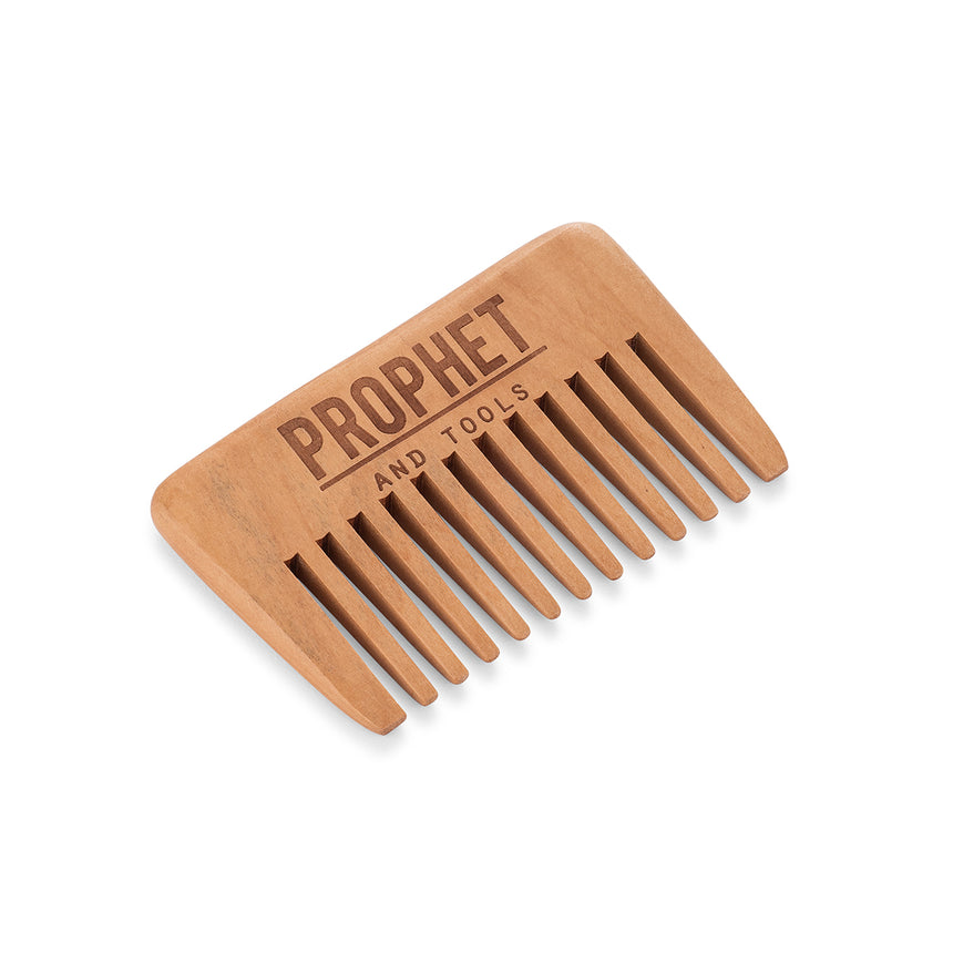Beard Oil with Comb Set 1oz