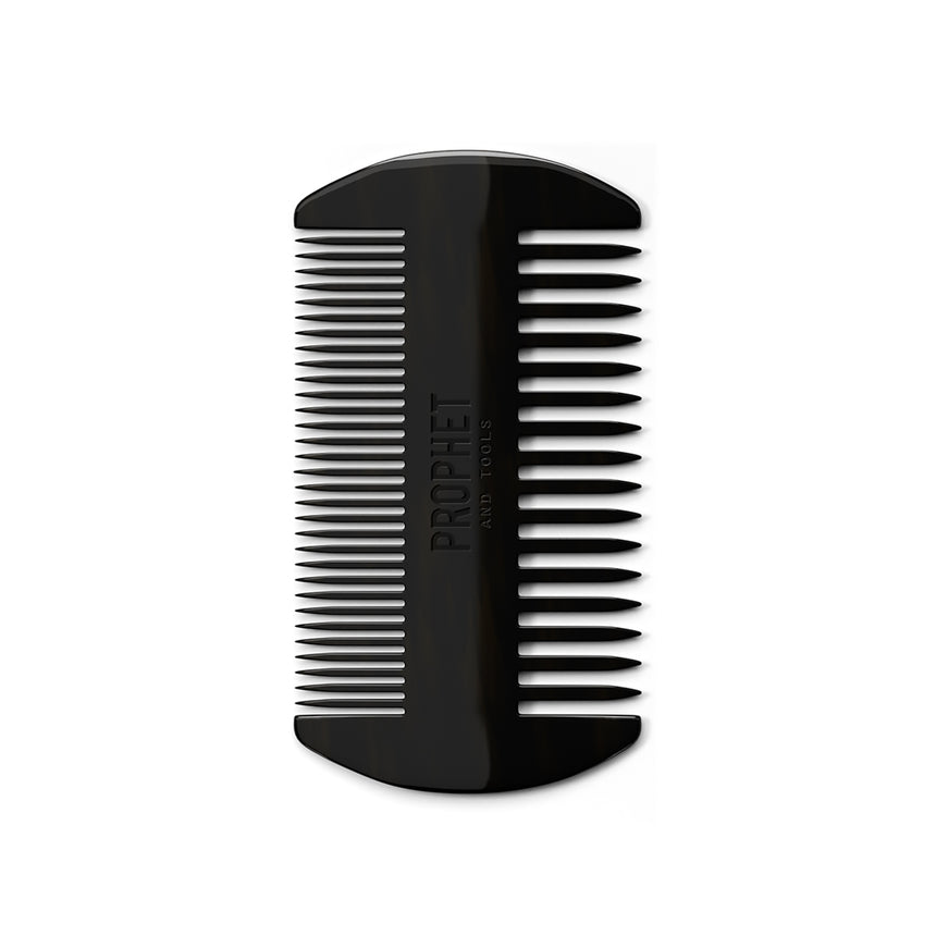 The Dual-Sided Beard Comb