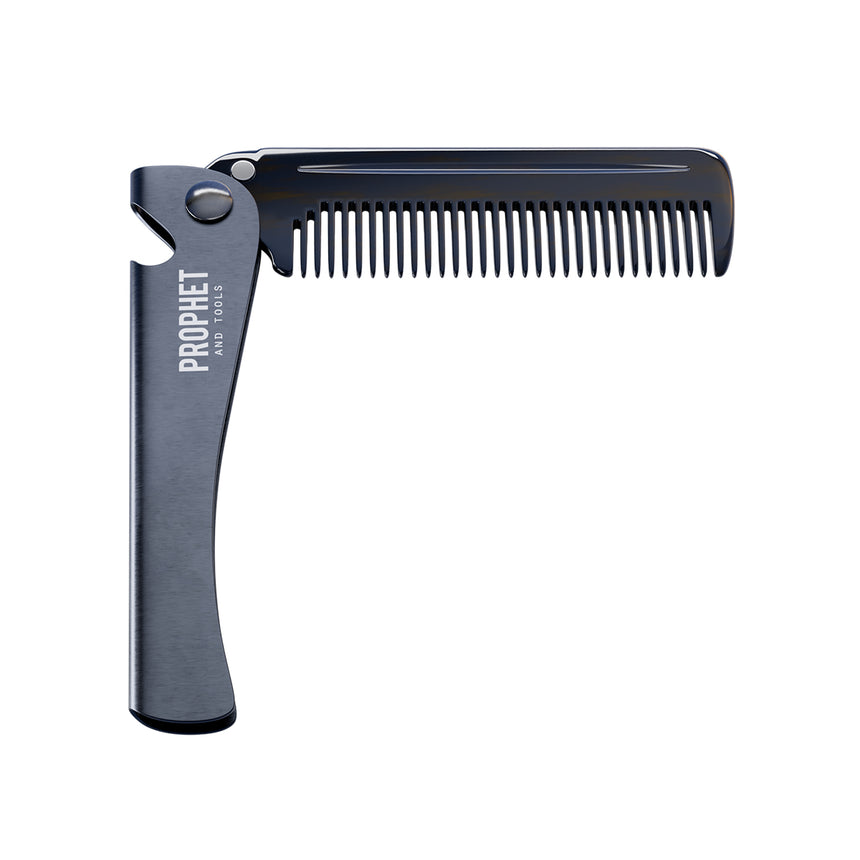 The Flip & Fold Beard Comb