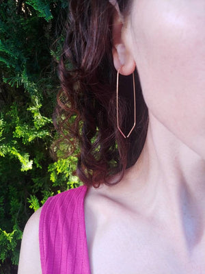 Load image into Gallery viewer, Pull Through Threader Earrings