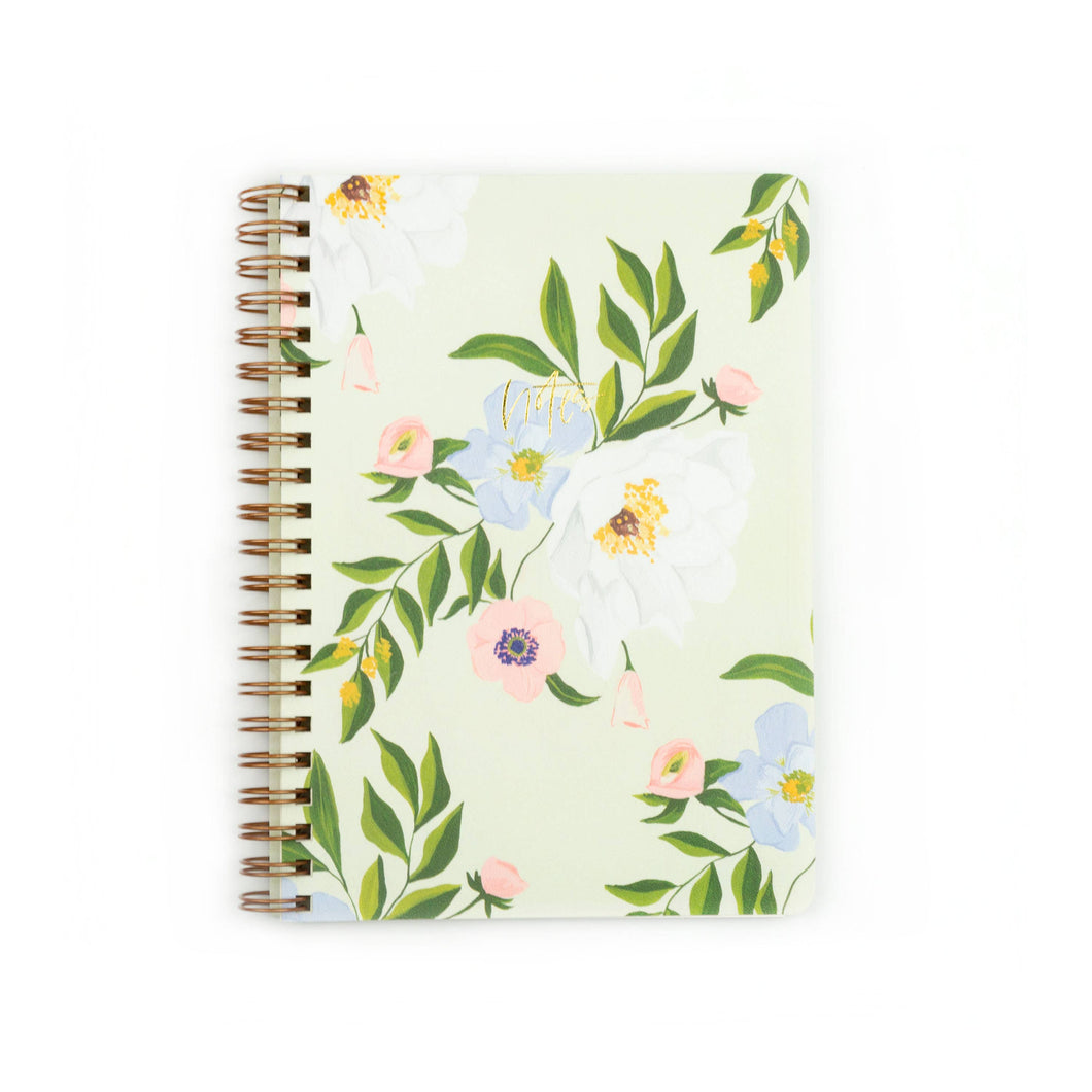 Pen + Pillar - Magnolia Handmade Notebook