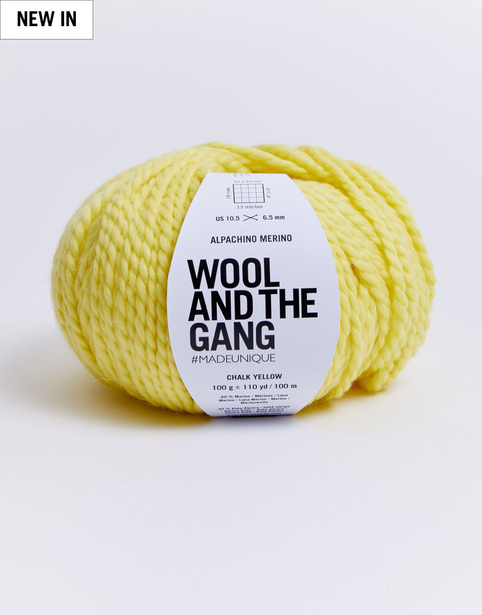 Wool and the Gang Alpachino Merino