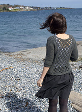 Eventide Sweater Pattern by Kraftling