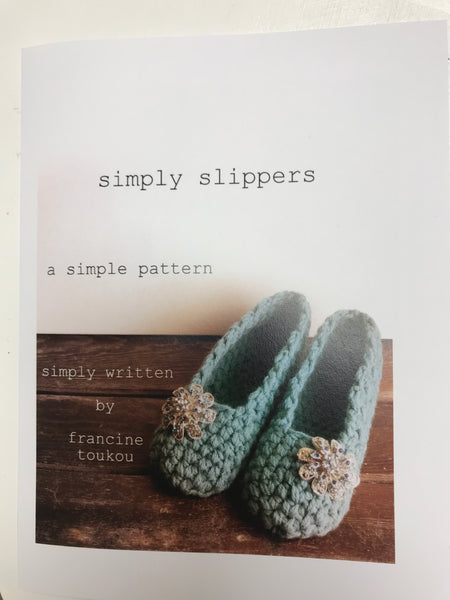 Simply Slippers Pattern