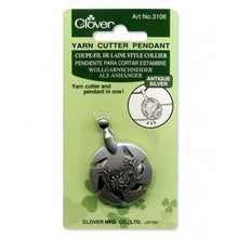 Yarn Cutter Pendant