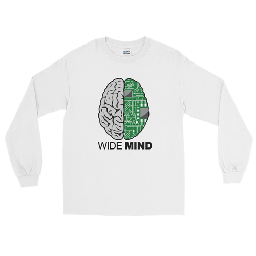 Circuit Brain Long Sleeve