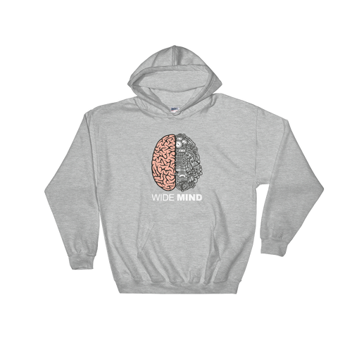Thinking Machine Hoodie