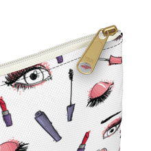Load image into Gallery viewer, Eyes Makeup Bag