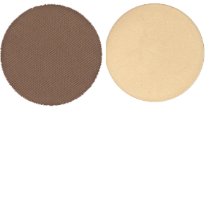 Summer Royce, House of Beauty, Luxe Hi-Brow Pallet, Powder and Wax, tweezers included, wax pomade, powder, brow powder, brow wax, deep brown, angle applicator, 2 pallet, deep brown colors, deep brown colors
