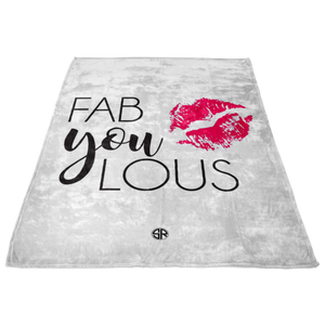 Fab You Lous Blanket
